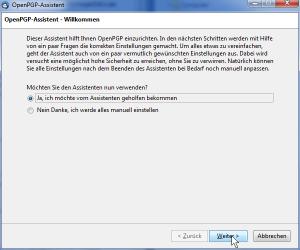 OpenPGP-Assistent