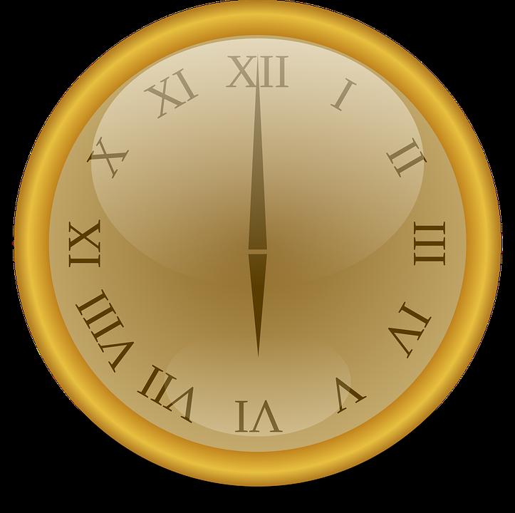 Komische Uhrzeiten