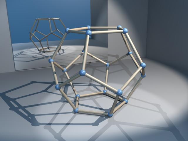 Bild eines Dodekaeder