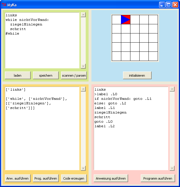 Simulationsprogramm