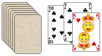 Spiel 17 und 4